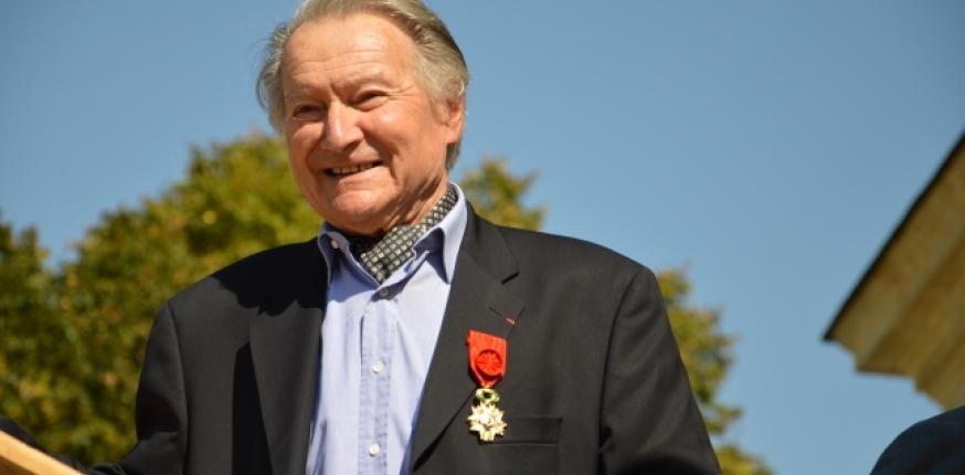 André Lurton, entrepreneur sans relâche