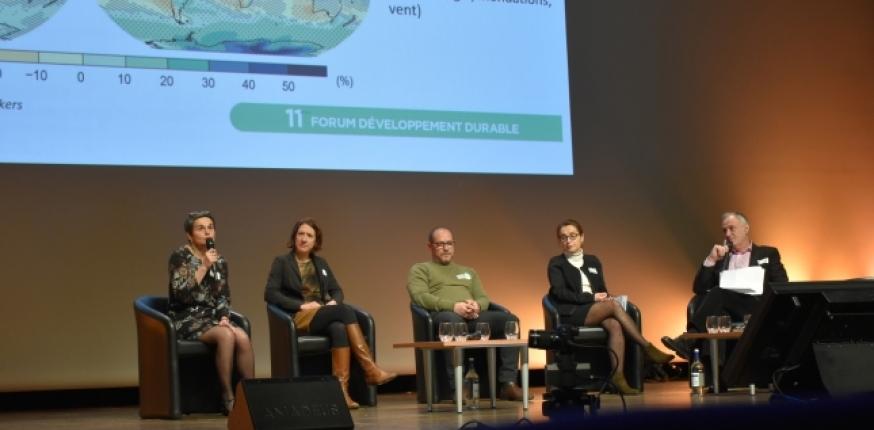 11e Forum du développement durable : la Responsabilité sociétale des entreprises (RSE), un engagement pour l'avenir de la filière