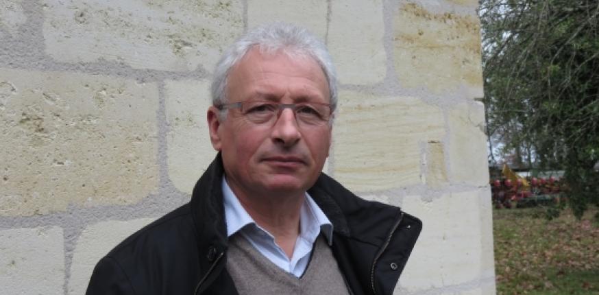 Entretien : Jean-Louis Dubourg, président de la Fdsea Gironde