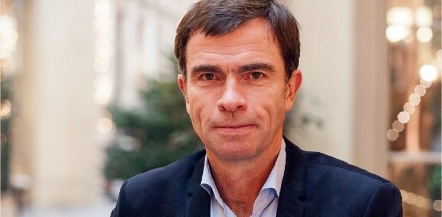 Bernard farges, président d'Efow