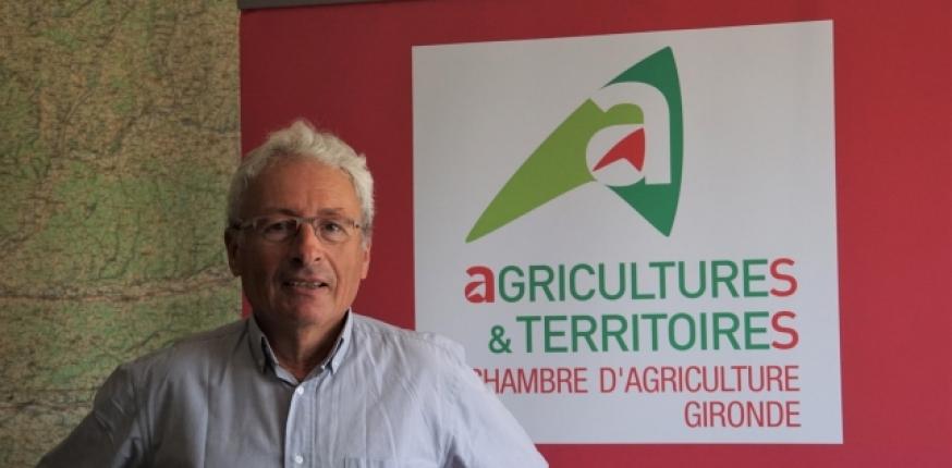 Jean-Louis Dubourg, président de la Chambre d'Agriculture « On s'engage vers l'environnemental, et on nous rabote nos budgets… »