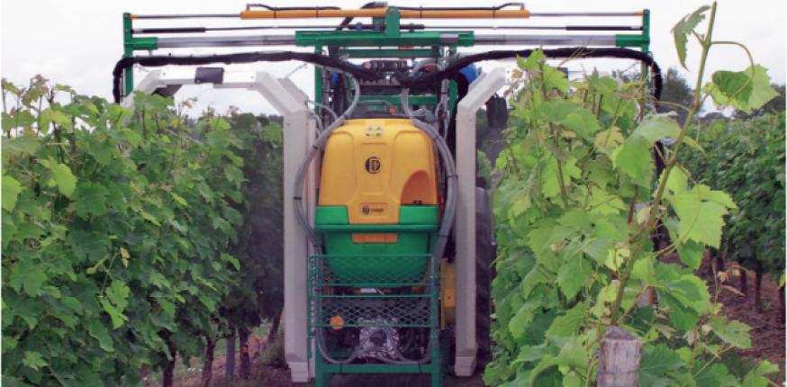 Note technique commune gestion de la résistance 2016 : maladies de la vigne : mildiou, oïdium, pourriture grise