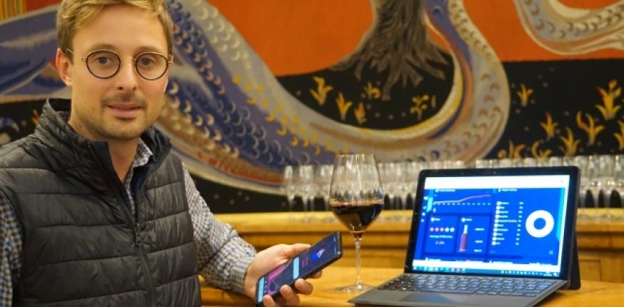 Yes We Wine, une application qui éclaire sur les critères de dégustation