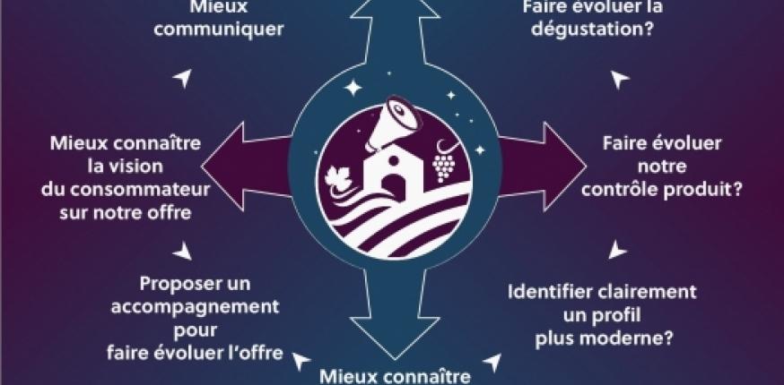 L'ODG Médoc, Haut-Médoc, Listrac-Médoc lance une étude détaillée de son offre