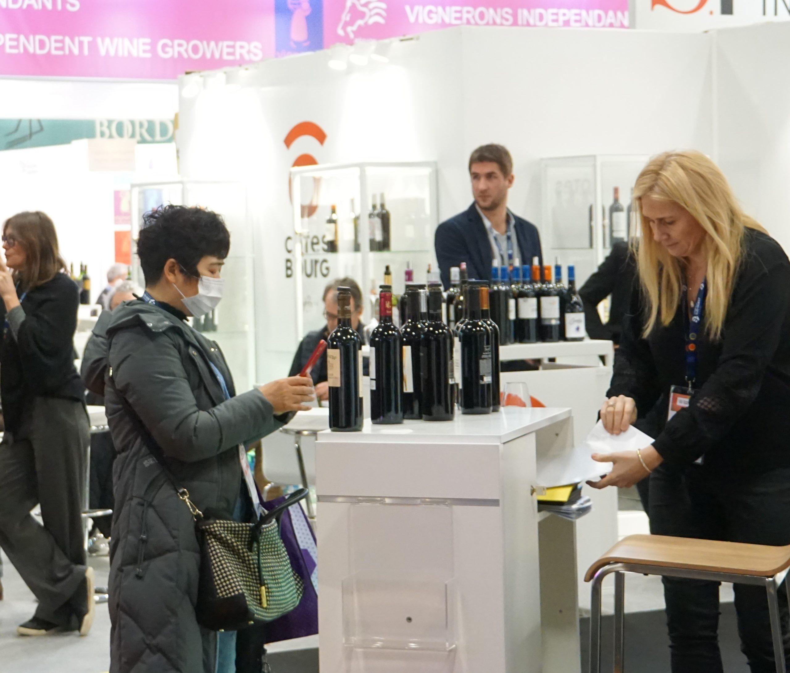Vinexpo Paris – Wine Paris, report en février 2022