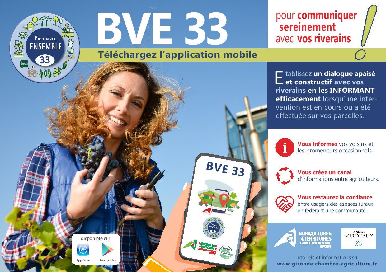BVE 33 : prévenez facilement vos voisins avant de traiter