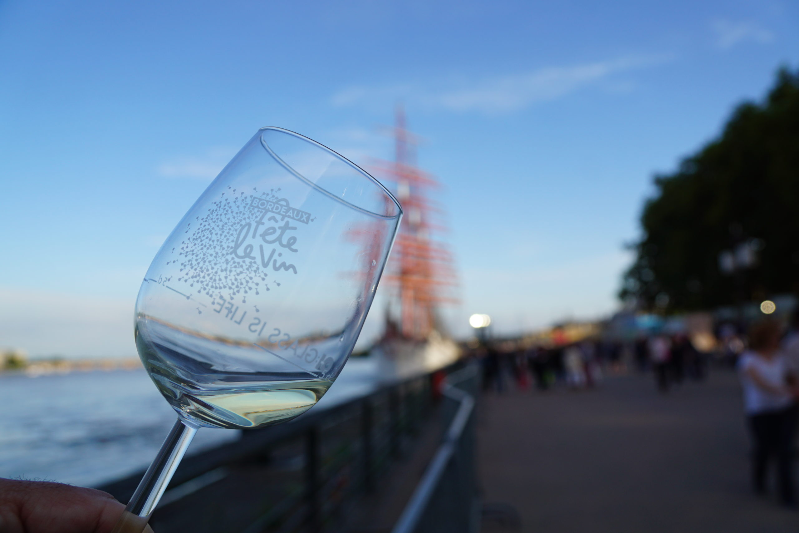 Bordeaux fête le vin aura lieu du 17 au 20 juin